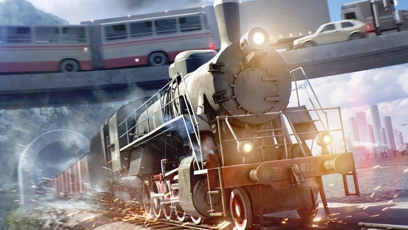 Artwork von Transport Fever 2