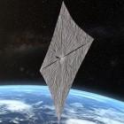 Raumfahrt: Lightsail-2 lebt und funkt Bilder zur Erde
