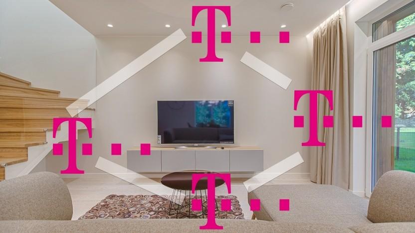 Die Telekom vermietet ihre Mesh-Systeme.