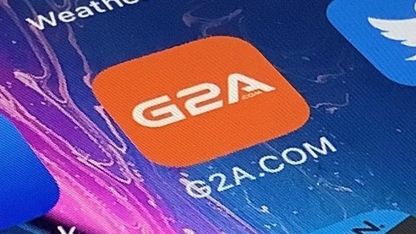 Logo von G2A