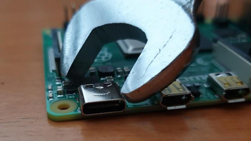 Entwickler sollten USB-Typ-C nicht selbst bauen.