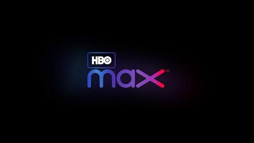 Das Logo von HBO Max