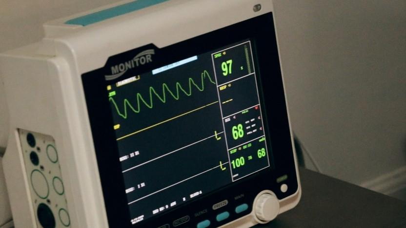 Ein humanmedizinisches Gerät