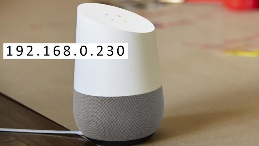 Google Home kann lokal das Smarthome verwalten.