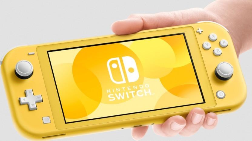 Die Nintendo Switch Lite erscheint im September 2019.