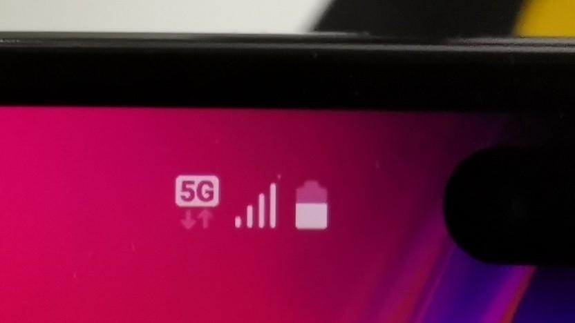 5G-Netz der Telekom in Berlin