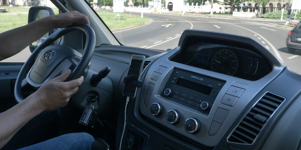 Probefahrt mit Maxus EV80: Der chinesische E-Transporter zum Kampfpreis