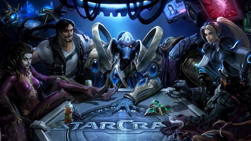 Starcraft 2 enthält Matches gegen KI-Systeme.