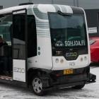 ÖPNV: Autonomer Kleinbus startet in Brandenburg