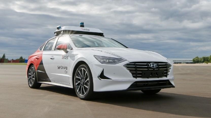 Autonom fahrender Hyundai Sonata: Flotte von 100 Fahrzeugen bis Ende des Jahres