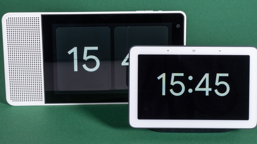 Die ersten Smart Displays mit dem Google Assistant reagieren häufiger ungewollt.