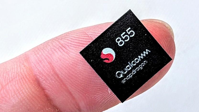 Der bisherige Snapdragon 855