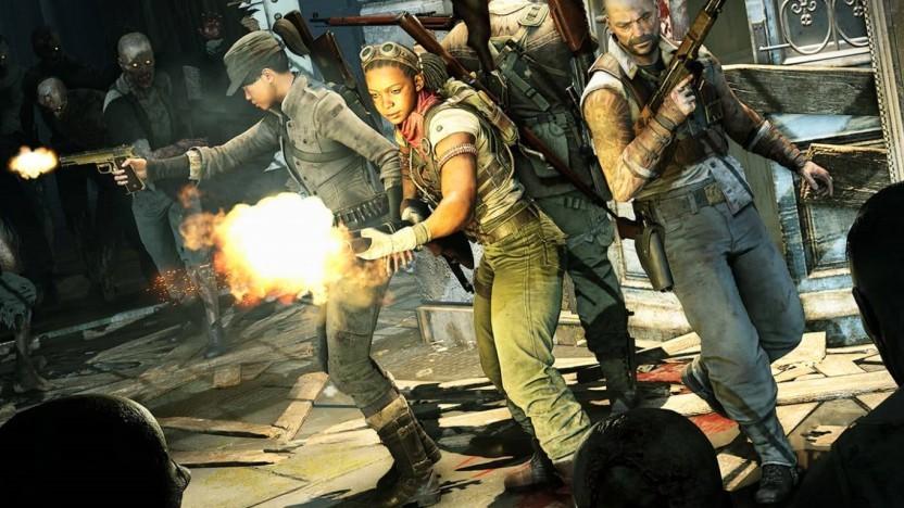 Artwork von Zombie Army 4: Dead War