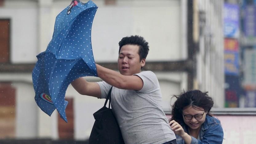 Wind gibt es in Taiwan mehr als genug.