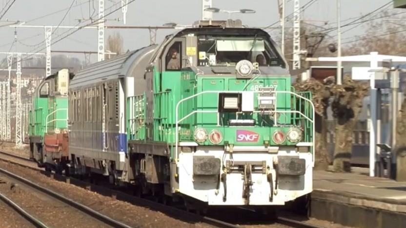 Ferngesteuerter Zug: Tests mit autonomem Güterzug beginnen im Herbst.