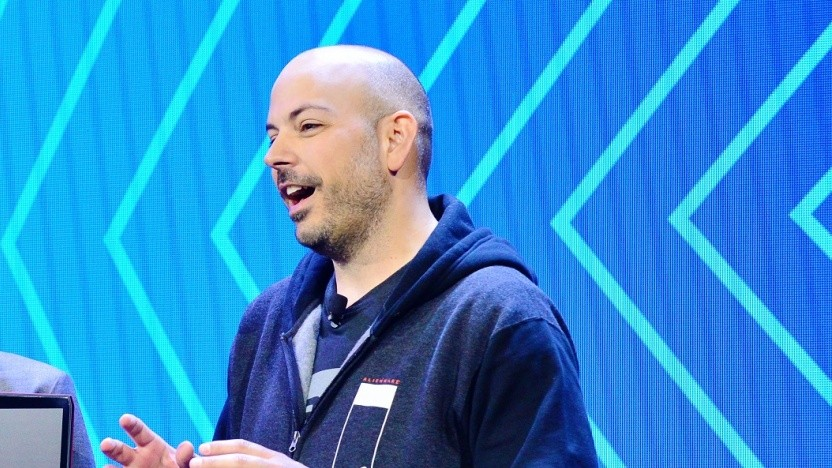 Frank Azor war viele Jahre bei Alienware.