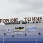 Gegen Retourenvernichtung: Greenpeace beendet Protest auf Dach eines Amazon-Lagers