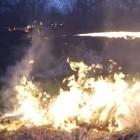 TF-19 Wasp: Skurriler Flammenwerfer für Drohnen soll Unkraut loswerden