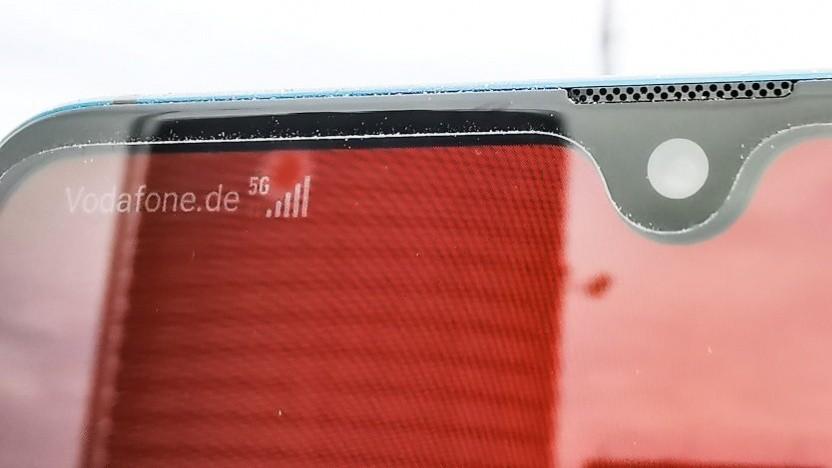 Vodafone beginnt mit der 5G-Vermarktung.