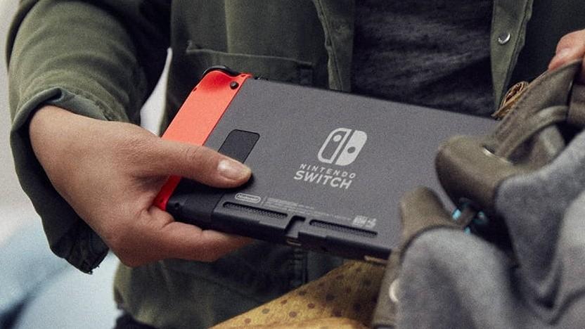 Der Akku der überarbeiteten Switch hält länger durch.
