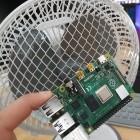 Raspberry Pi 4: Der Pi 4 verlangt eigentlich nach einem Lüfter