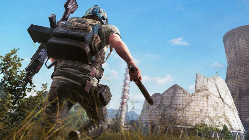 Artwork von Playerunknown's Battlegrounds