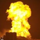 SpaceX: Feuerball steigt nach Test des Starhopper-Triebswerks auf