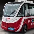 Nach Unfall: Wiener Verkehrsbetrieb stoppt autonome Busse