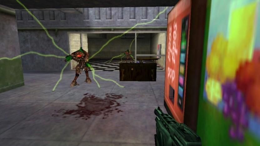 Bild aus dem ersten Half-Life