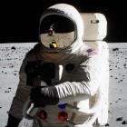 Apollo 11: Raytracing auf dem Mond
