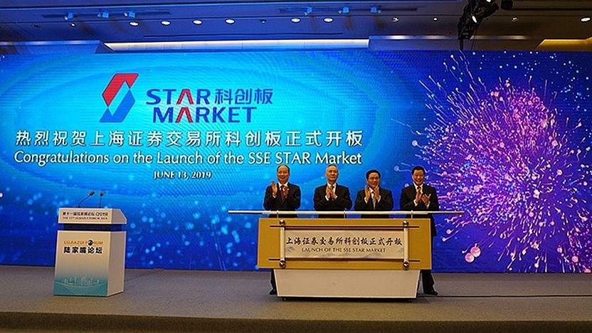 Die Ankündigung für das Segment Star Market