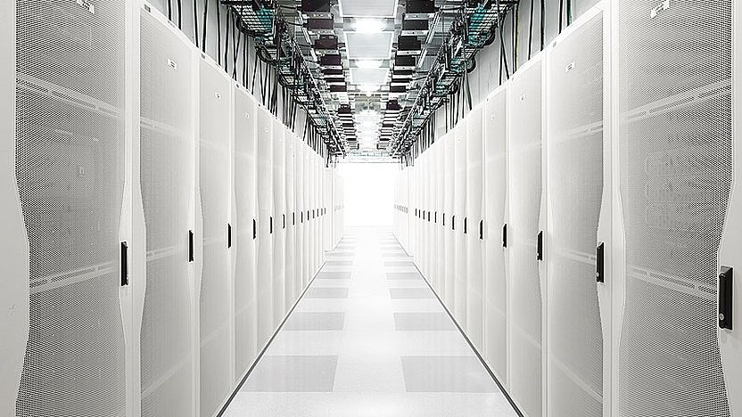 Server bei Amazon Web Services