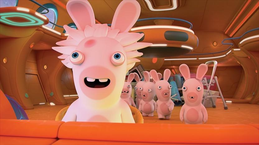 Ubisoft Animation ist bisher vor allem für die Fernsehserie Rabbids Invasion bekannt.