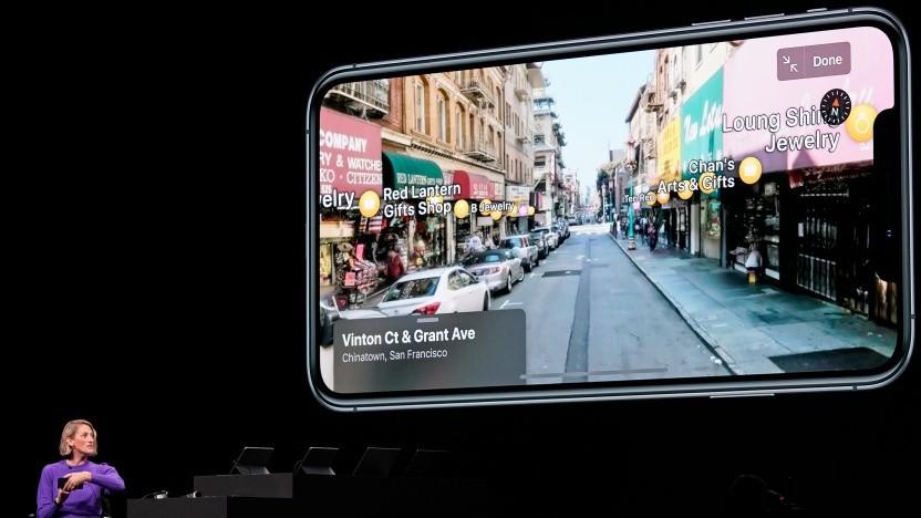 Apple hat im Juni 2019 eine Street-View-Alternative vorgestellt.