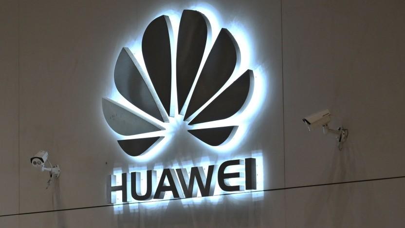 Hauptsitz von Huawei in Shenzhen