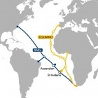 Equiano: Googles Seekabel erschließt abgelegene Südatlantikinsel