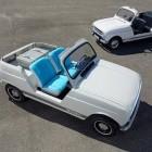 Cabrio: Renault R4 Plein Air als Elektro-Retroauto