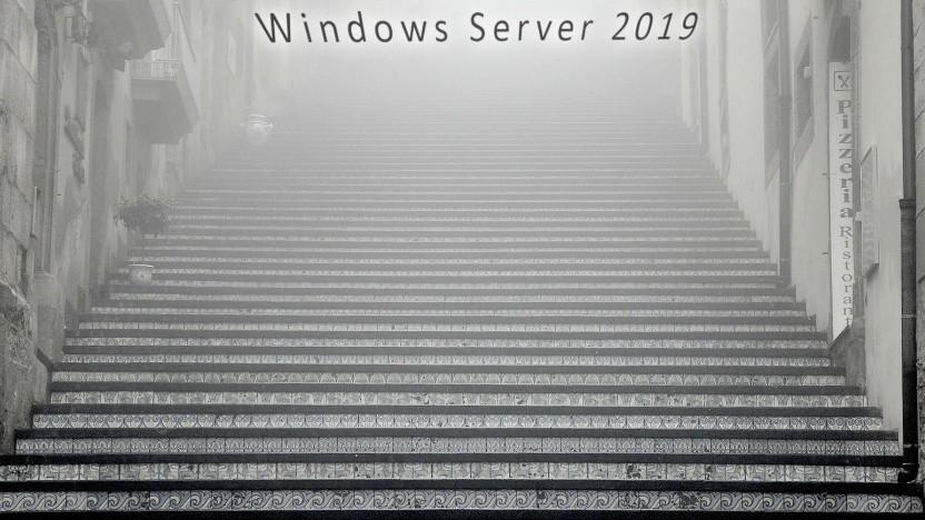 Bis zur aktuellen Serverversion ist es ein langer Weg.
