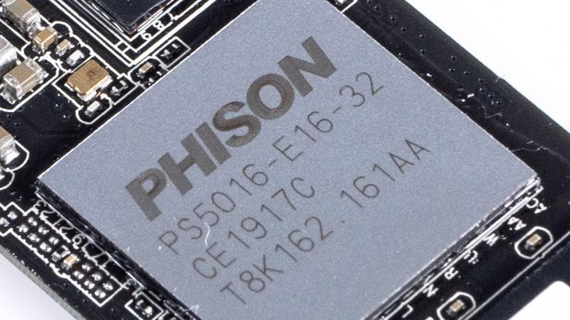 Phison aktueller E16-Controller mit PCIe Gen4