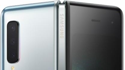 Samsungs erstes faltbares Smartphone, das Galaxy Fold, wartet noch auf seinen Marktstart.