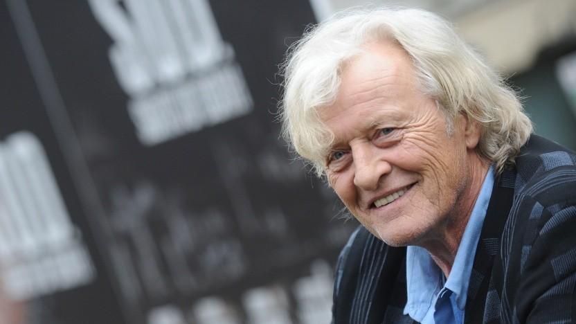 Im Film Antagonist, im Leben Aktivist. Rutger Hauer wurde 75 Jahre alt.