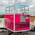 Klimaschutz: Telekom testet Mobilfunkmast mit Brennstoffzelle