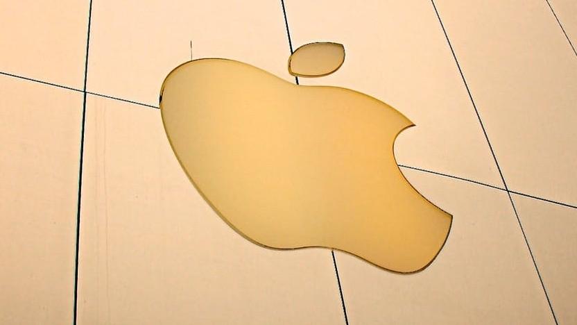 Apple-Gebäude in San Francisco