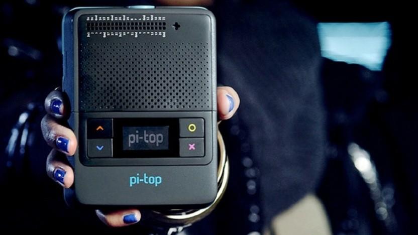 Der Pi-top 4 integriert den Raspberry Pi 4.