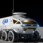 Mondauto: Toyota entwickelt Mondrover für Astronauten