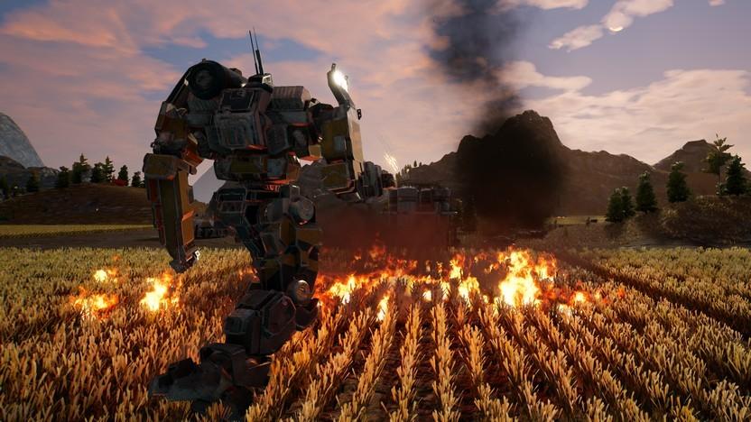 Mechwarrior 5 ist seit bald vier Jahren in der Entwicklung.