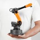 Kickstarter: Mirobot ist ein verkleinerter Fabrik-Roboterarm für Bastler