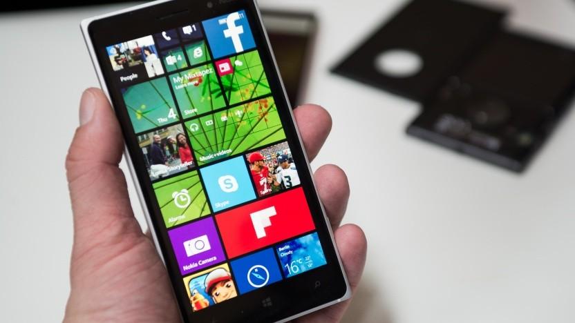 Microsofts Windows-Phone-Plattform hat gegen Android und iOS verloren.