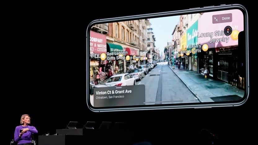 Apples Dienst Look Around soll es vorerst nicht in Deutschland geben.