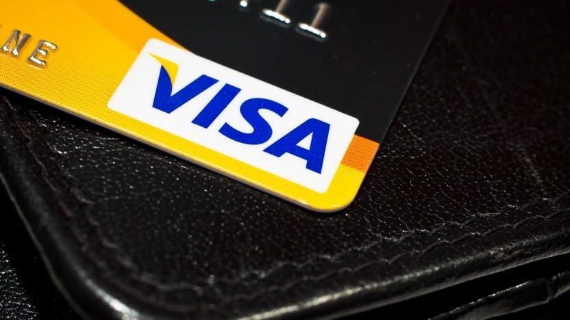 Mit einem Man-in-the-Middle-Angriff lässt sich die Visa-Karte austricksen.